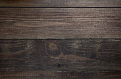 Brown vintage grunge old wooden panel texture Stock Image