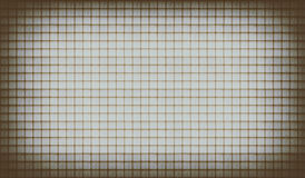 Brown Vintage lined paper background. Or texture Royalty Free Stock Images