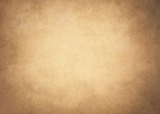 Brown vintage paper background Stock Photos