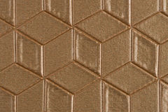Brown vinyl texture Royalty Free Stock Photo