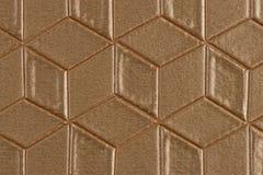Brown vinyl texture Royalty Free Stock Photo