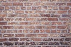 Brown Wall Cladding Stock Photography