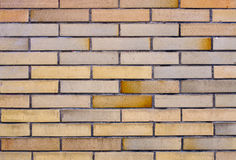 Brown wall surface Royalty Free Stock Photo