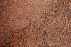 Brown wall texture Royalty Free Stock Photos