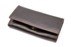 Brown Wallet Stock Image