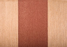 Brown wallpaper. Brown lined wallpaper. textile background Royalty Free Stock Photos
