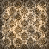 Brown wallpaper Royalty Free Stock Photography