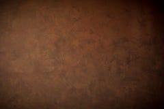 Brown-Wandhintergrund und -beschaffenheit Lizenzfreies Stockbild