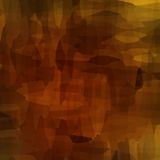 Brown Watercolor Pattern Royalty Free Stock Photos