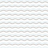 Brown wavy line  illustration. Geometric pattern. Seamless background. Abstract texture for Wallpapers. Repeating geometric Royalty Free Stock Photography