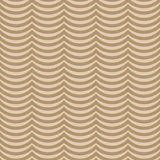 Brown Wavy Stripes Tile Pattern Repeat Background Royalty Free Stock Image