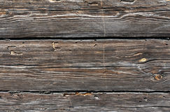 Brown weathered log house surface. Abstract background and texture for design Royalty Free Stock Photo