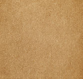 Brown weave material Royalty Free Stock Photo