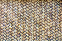 Brown weave pattern Stock Photo