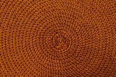 Brown weaving. Background, texture. Cropped snapshot, close-up, space for text. stock images