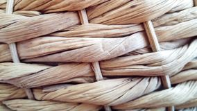 Brown wicker basket background,rough texture royalty free stock photos