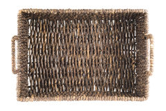 Free Brown Wicker Basket Isolated Royalty Free Stock Photo - 31324095