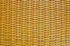Brown wicker Royalty Free Stock Photography