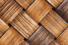 Brown Wicker Detail Background. Photo stock photo