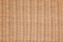 Brown Wicker Rattan Texture Background Royalty Free Stock Photo