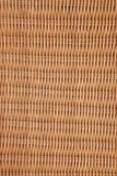 Brown Wicker Rattan Texture Background Stock Images