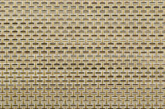 Brown wicker weave texture Royalty Free Stock Images