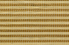 Brown wicker weave texture Stock Photography