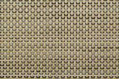 Brown wicker weave texture Royalty Free Stock Image