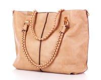 Brown women bag Stock Photo