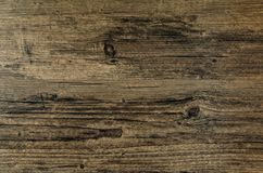 The Brown Wood Backgorund and Textures. Royalty Free Stock Photography