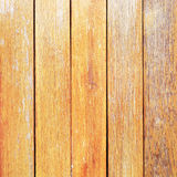 Brown wood background Stock Photography