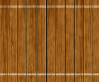 Brown wood background for home. Brown wood wall, interior home design Stock Photos