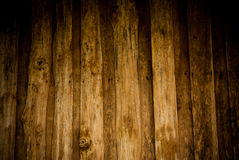 Brown Wood Background Royalty Free Stock Photo