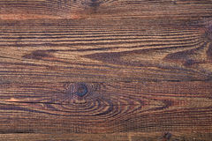 Brown wood background Royalty Free Stock Photography
