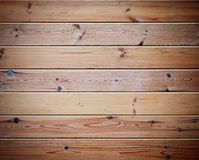 Brown wood backgrounds Royalty Free Stock Image