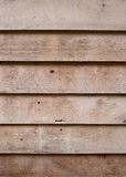 Brown wood barn plank weathered Royalty Free Stock Photography