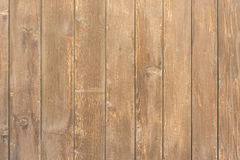 Brown wood boards Royalty Free Stock Images
