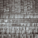 Brown wood log wall texture background Stock Photo