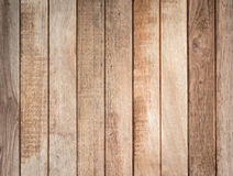 Brown wood panel wall background Stock Image