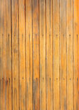Brown wood paneling Royalty Free Stock Photo
