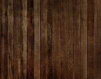Brown Wood Plank Stock Image
