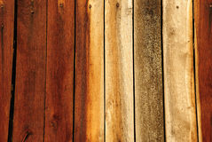 Brown wood plank Royalty Free Stock Image