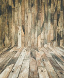 Brown wood plank texture for background Royalty Free Stock Photo