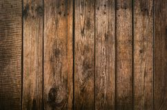 Brown wood plank texture background. royalty free stock photo