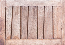 Brown wood plank wall texture background.  Stock Images