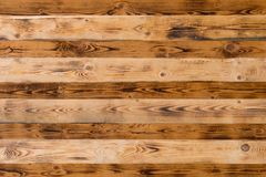 Brown wood plank wall texture background. Dark contrast grunge wood plank wall pattern texture background stock photos