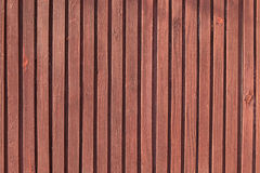 Brown wood planking Royalty Free Stock Photo