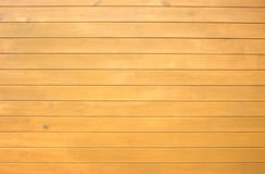 Brown wood planks background horizontal view Royalty Free Stock Photo