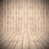 Brown wood planks floor texture Royalty Free Stock Photography