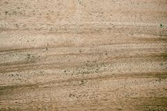 brown wood planks texture with natural pattern, abstract backgro Royalty Free Stock Photos